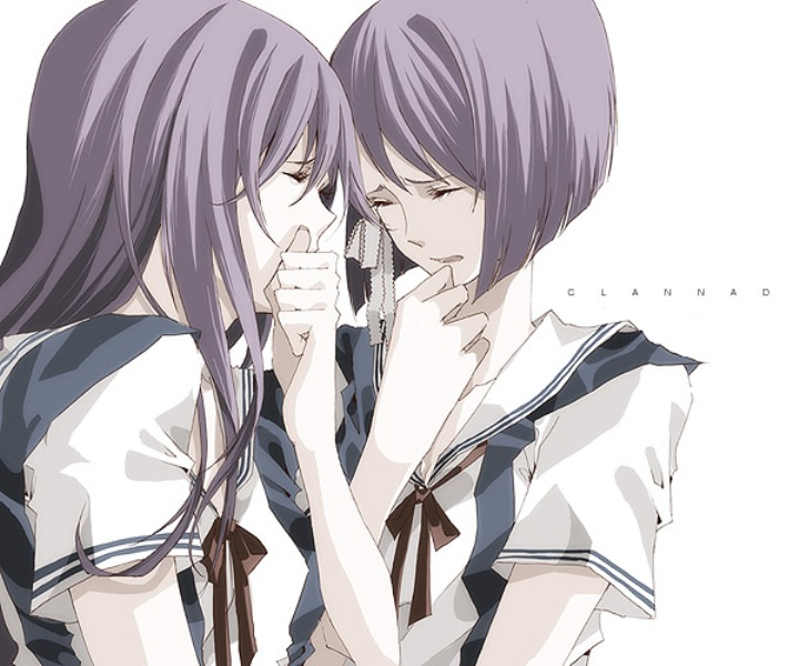 Clannad Kyou And Ryou