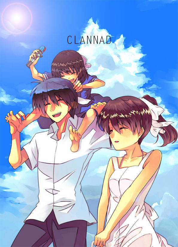 Clannad Mobile Wallpaper 258766 Zerochan Anime Image Board