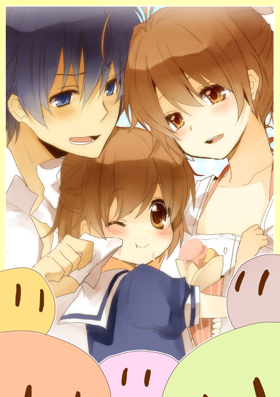 Clannad After Story Zerochan Anime Image Board