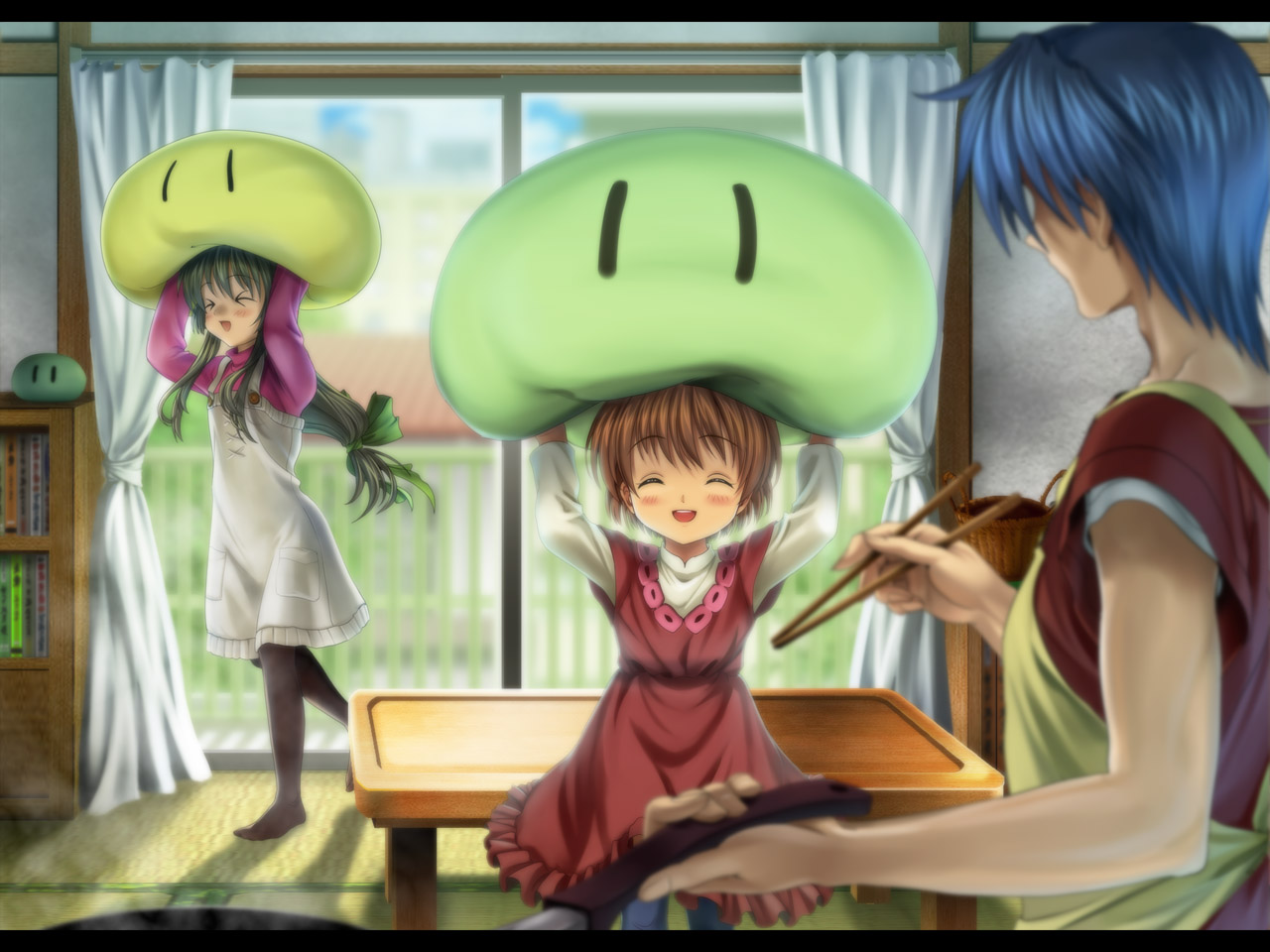 Clannad Clannad After Story Advancers