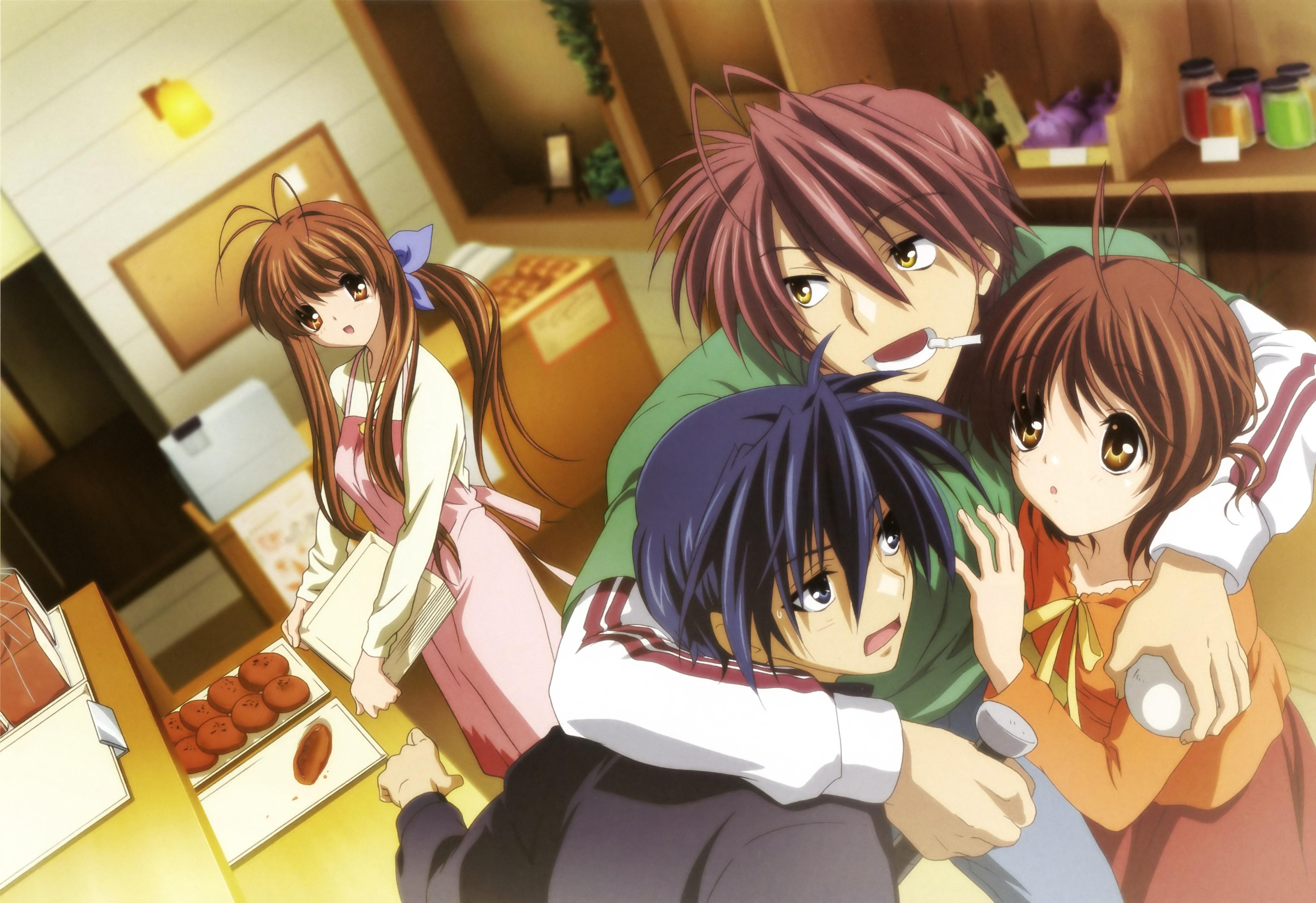 CLANNAD | page 2 of 81 - Zerochan Anime Image Board