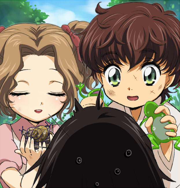 Code Geass Suzaku And Nunnally