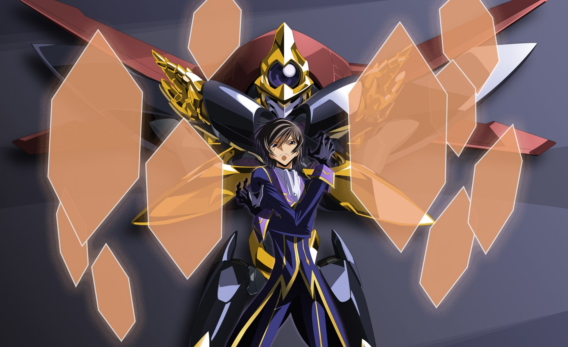 Tags Anime CODE GEASS Hangyaku No Lelouch Lamperouge Knightmare