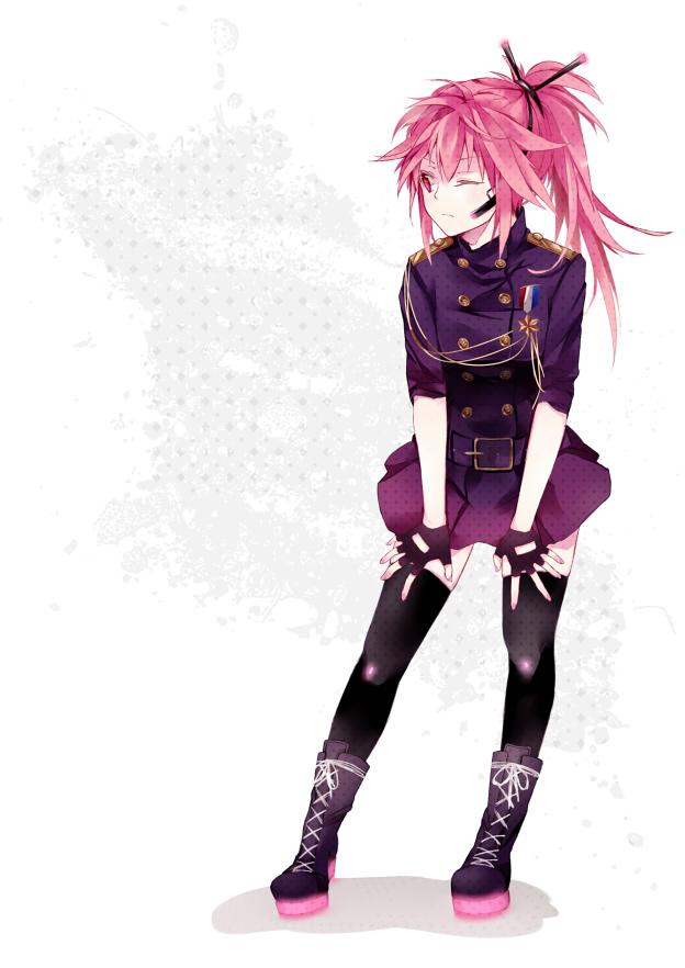 Tags: Anime, Hatsuko, VOCALOID, CUL, Pixiv, Mobile Wallpaper, Fanart
