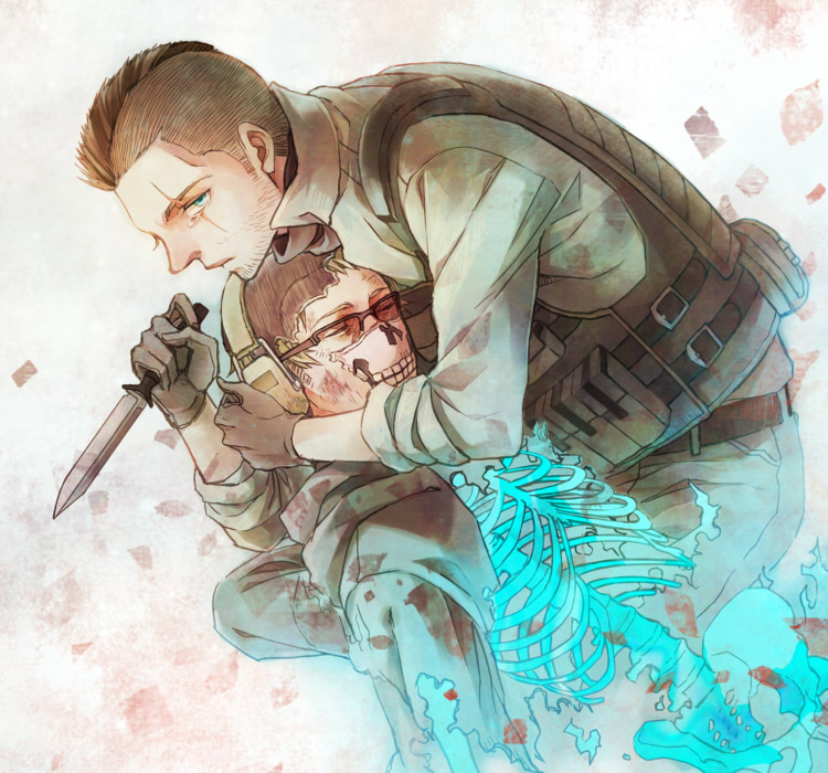 John Soap Mactavish Call Of Duty Zerochan Anime Image Board