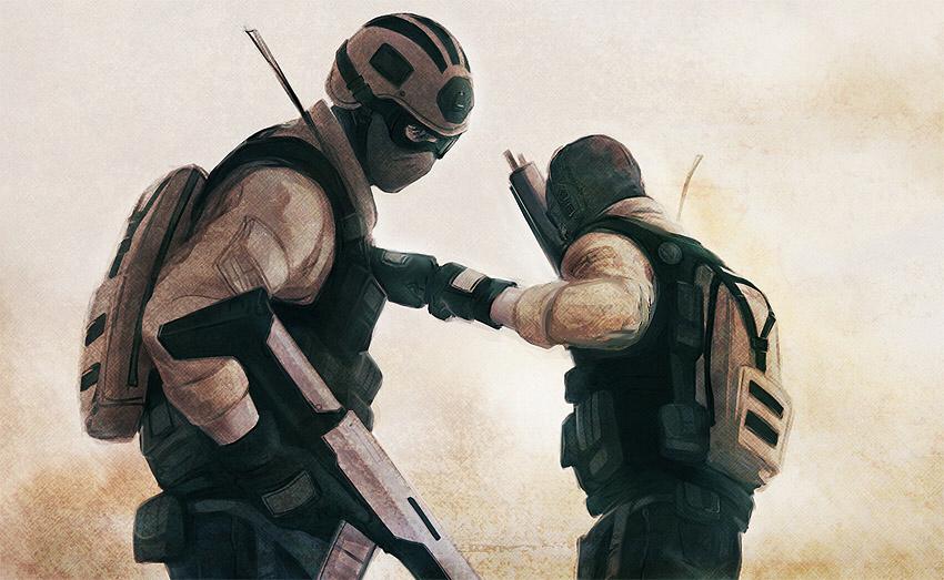 Gary Roach Sanderson Call Of Duty Zerochan Anime Image Board