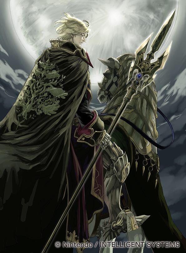 Tags: Anime, Suzuki Rika, Intelligent Systems, Fire Emblem: Monshou no Nazo, Fire Emblem Gaiden, TCG Fire Emblem 0, Camus (Fire Emblem)