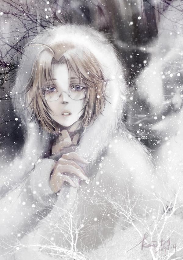 Anime Lonely Winter Lonely - Zerochan Anim...
