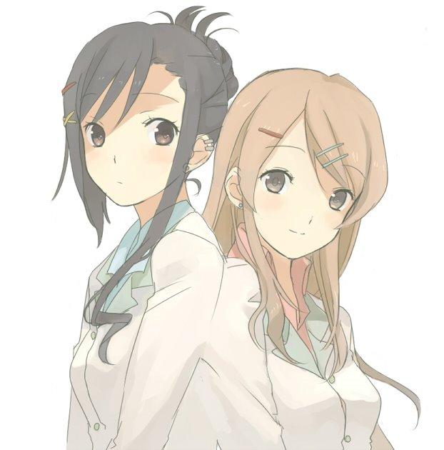 Tags: Anime, Candy Boy, Sakurai Yukino, Sakurai Kanade