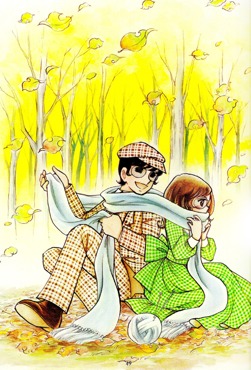 candy candy - igarashi yumiko - image  878251