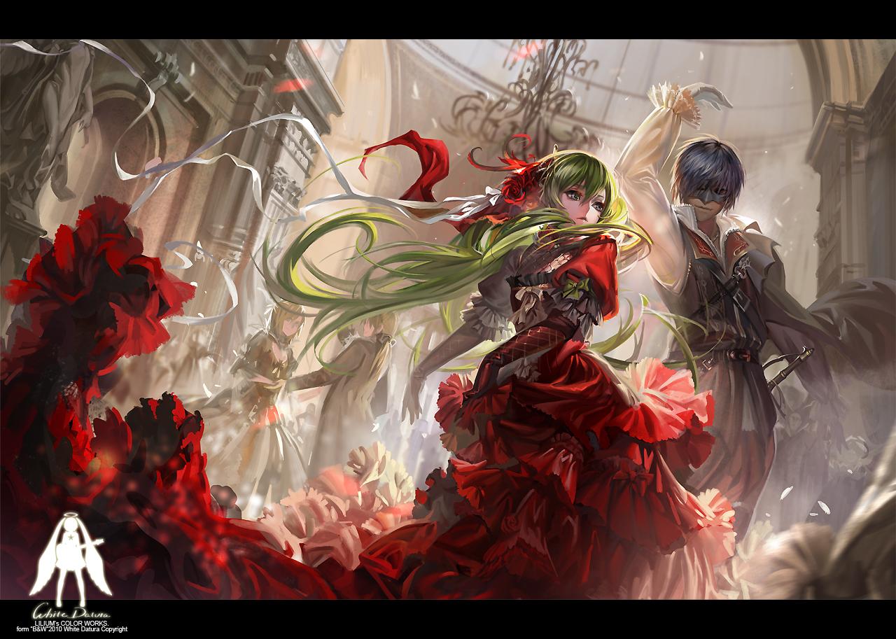 Dress - Zerochan Anime Image Board