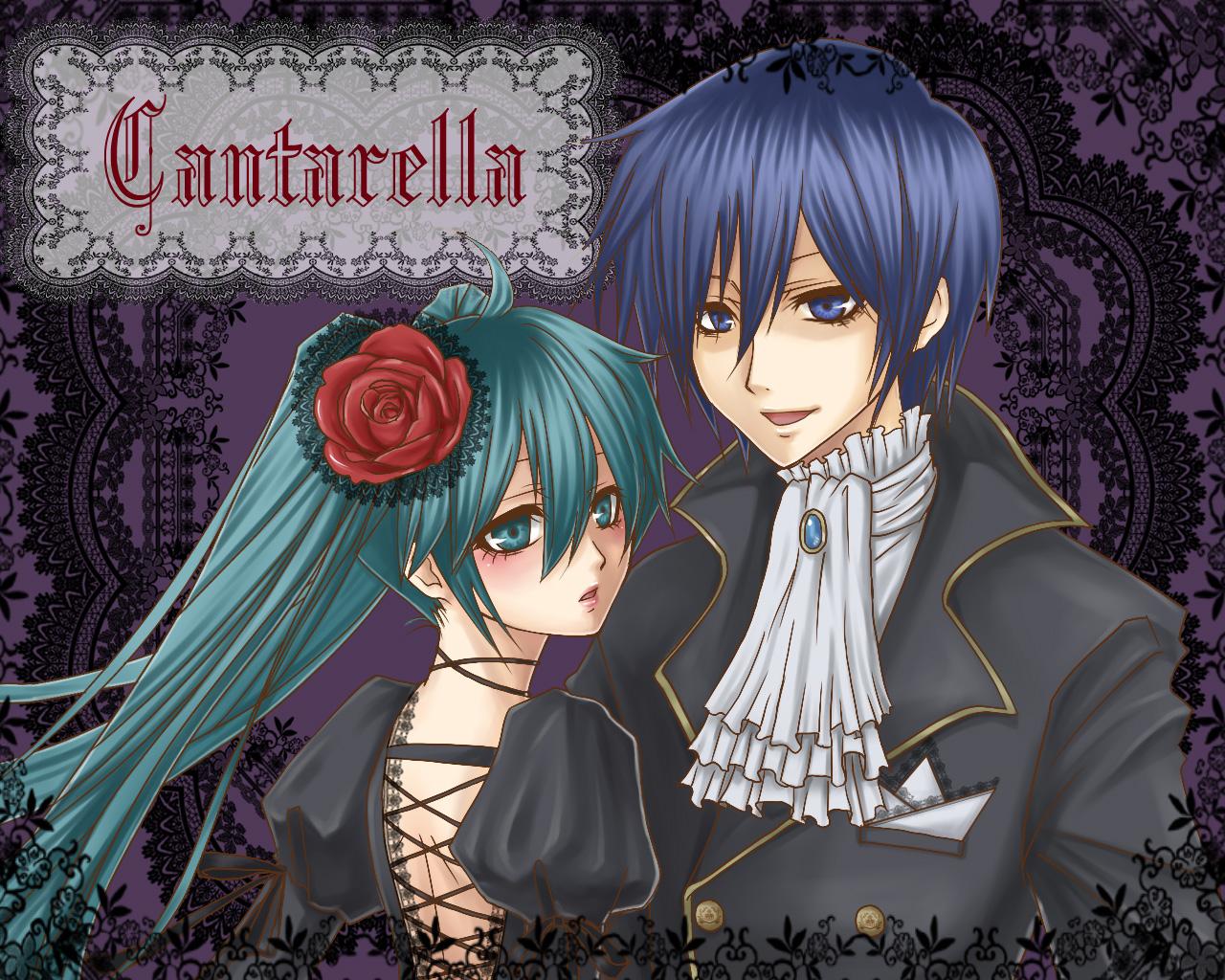 Cantarella (Song)/#1006273 - Zerochan Vocaloid Kaito Songs
