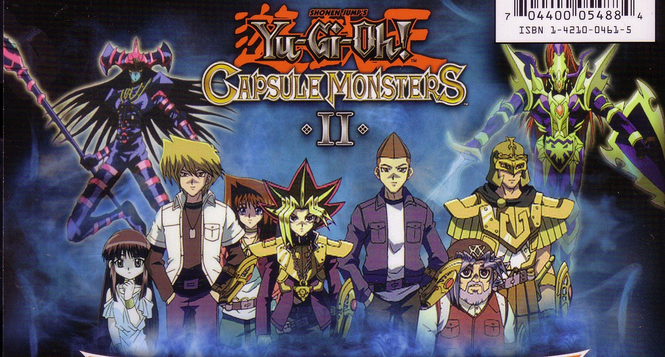 capsule monsters yu gi oh wallpaper 70567 zerochan anime
