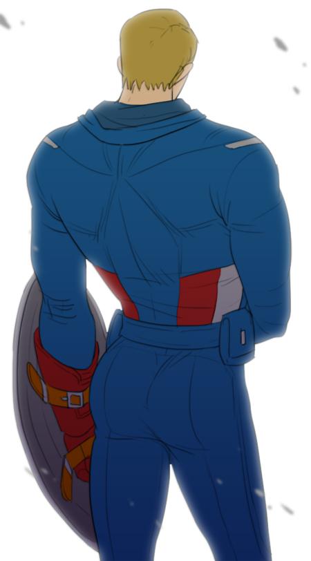 Marvel Gay Superheroes