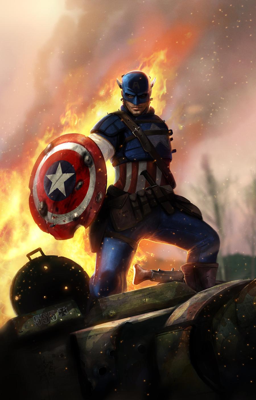 Captain America - Steven Rogers