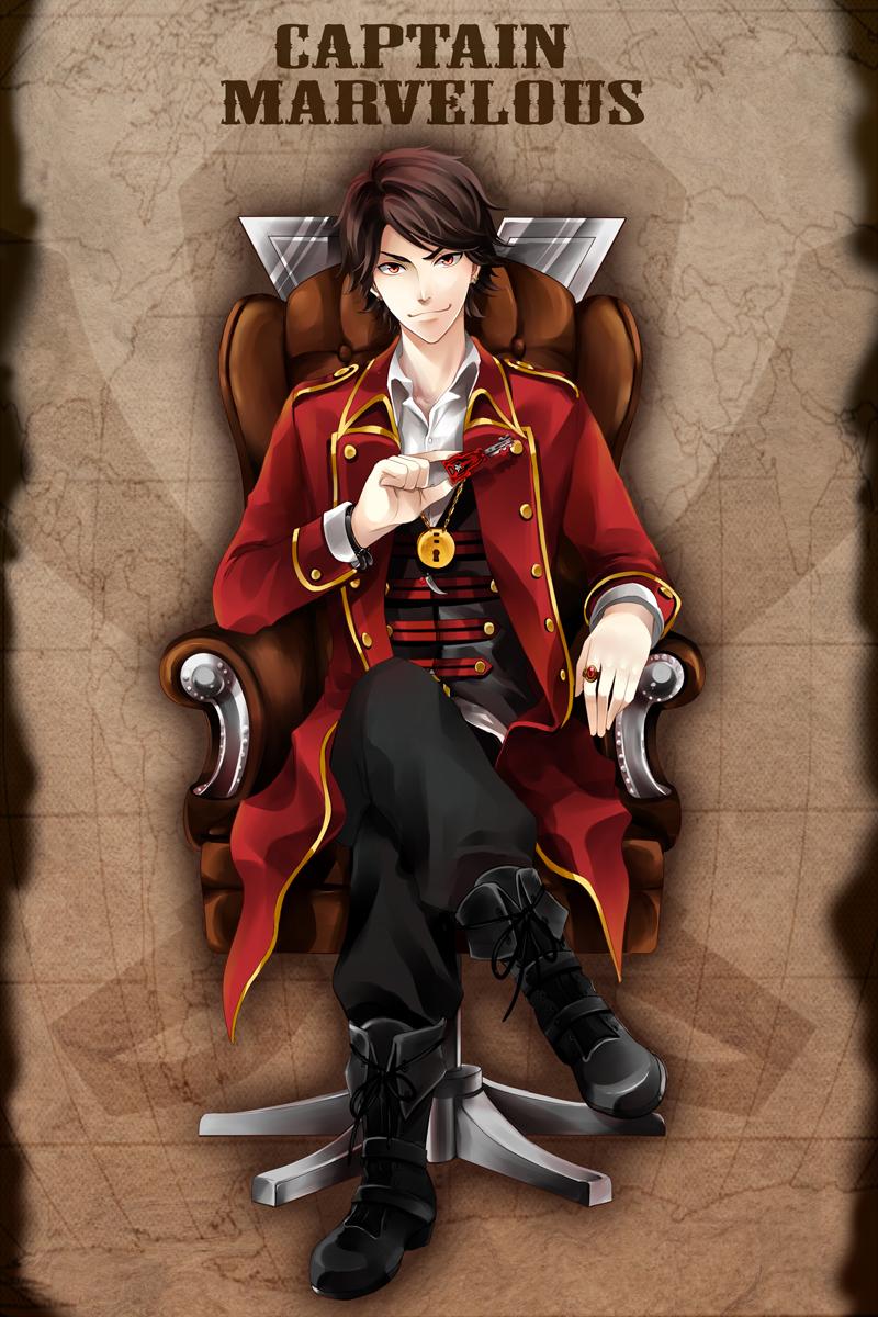 Captain Marvelous/#654820 - Zerochan