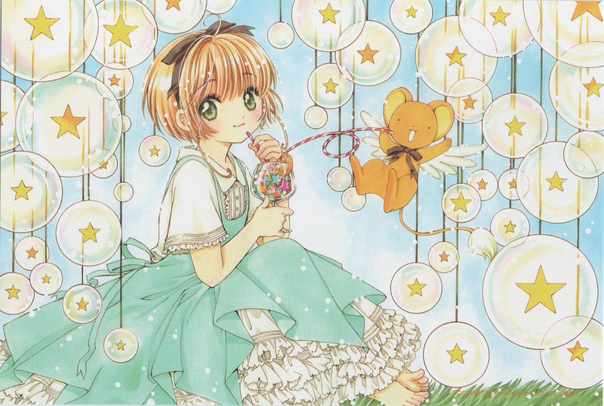 Cardcaptor sakura clear card hen zerochan anime image board - Cardcaptor sakura wallpaper ...