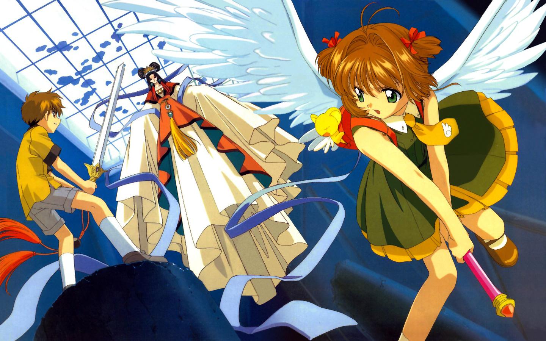 Cardcaptor Sakura: The Movie Wallpaper #466140 - Zerochan Anime ...