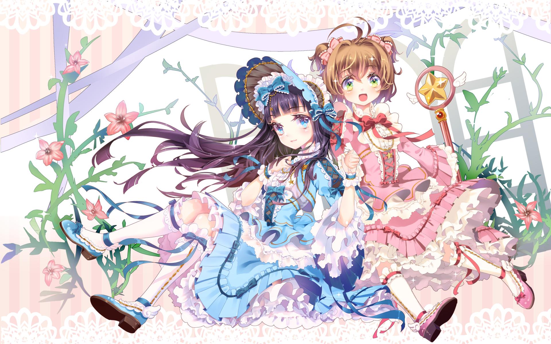 Cardcaptor sakura wallpaper zerochan anime image board - Cardcaptor sakura wallpaper ...
