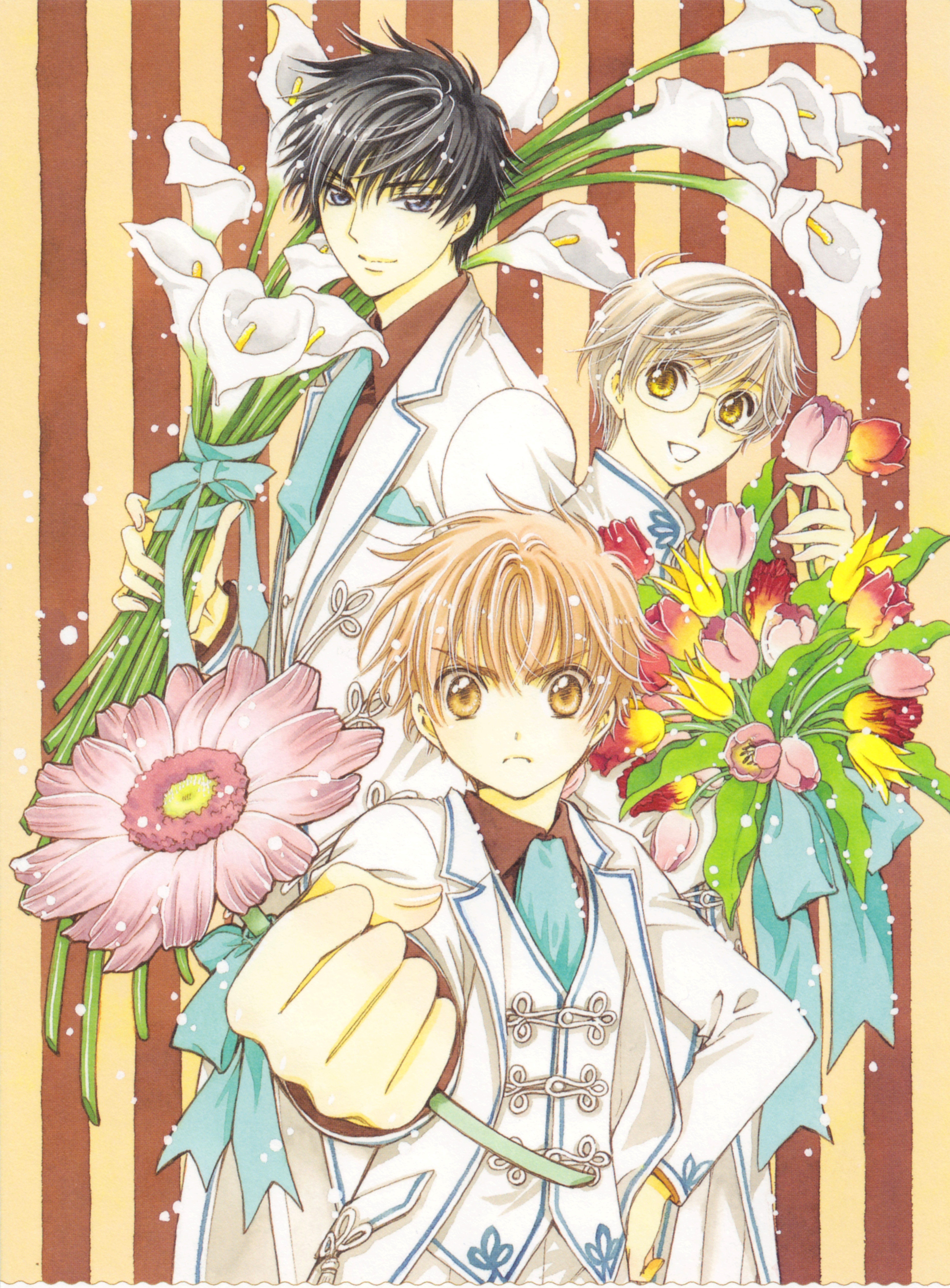 Card captor sakura manga download raw.