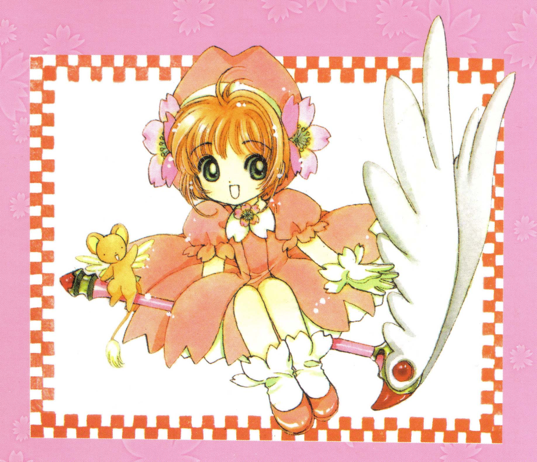 Cardcaptor Sakura Sakura Kinomoto Chibi