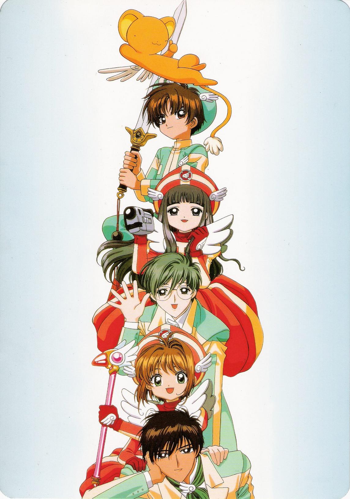 Cheerio Cardcaptor Sakura Zerochan Anime Image Board