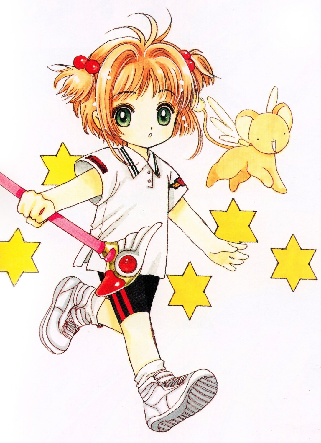 Cardcaptor Sakura The Clow Volume 1 Movie HD free download 720p