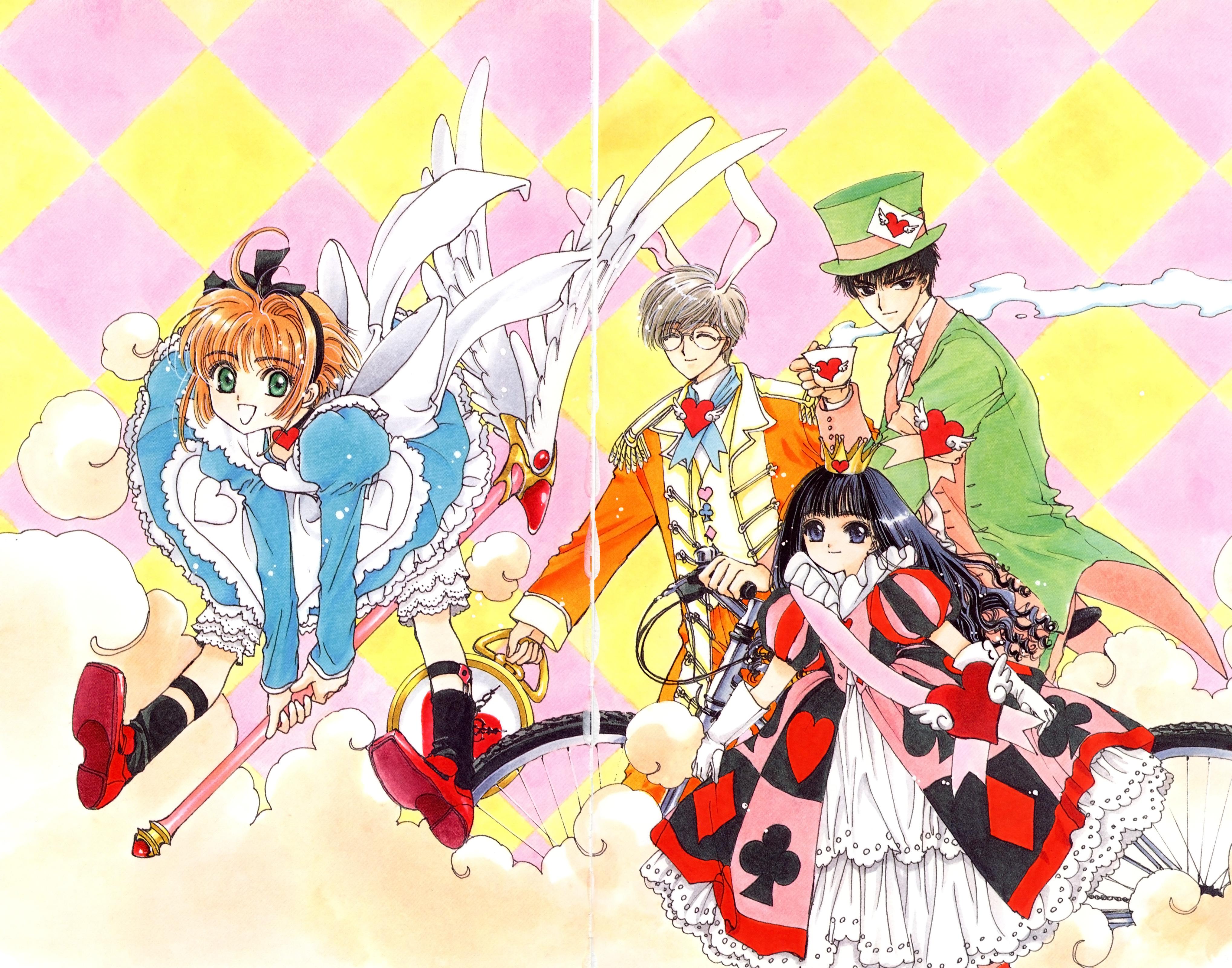 Cardcaptor sakura zerochan anime image board.