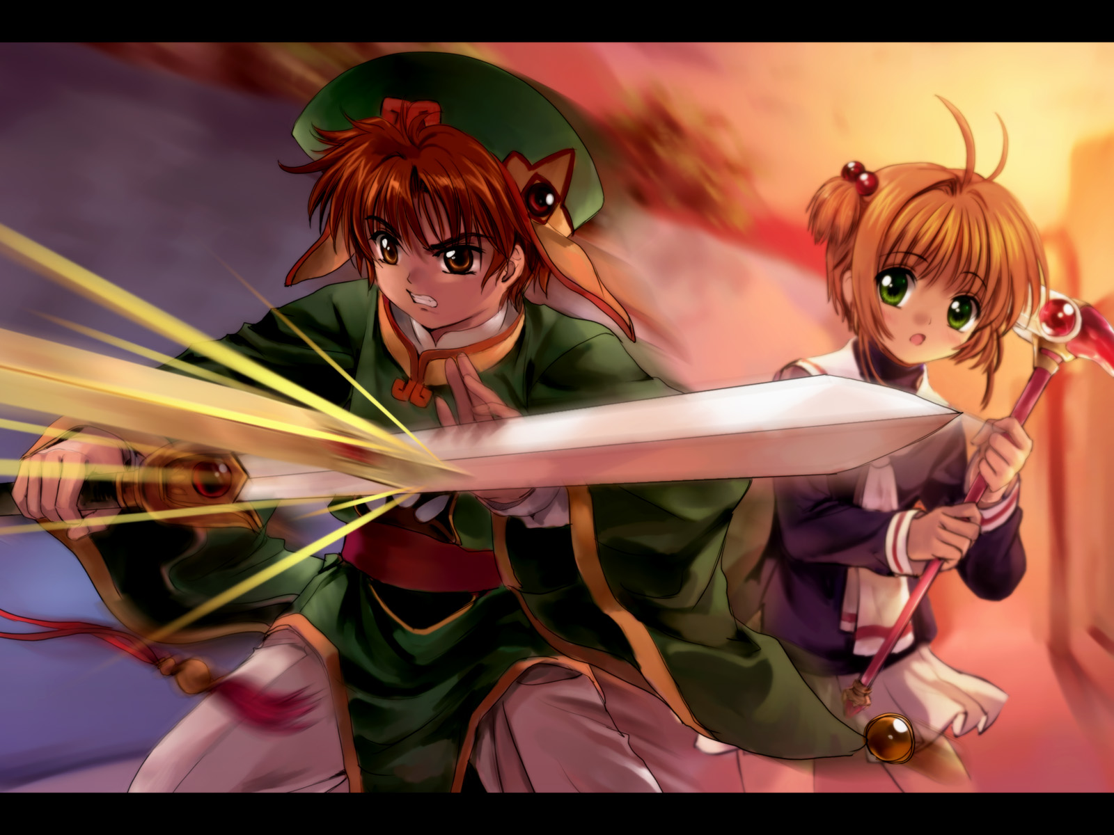filter:Li Syaoran, Wallpaper