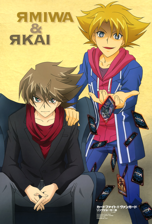 Quot Я Quot Reverse Cardfight Vanguard Zerochan Anime Image