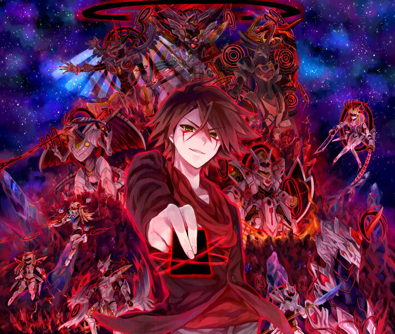 link joker cardfight vanguard zerochan anime image board
