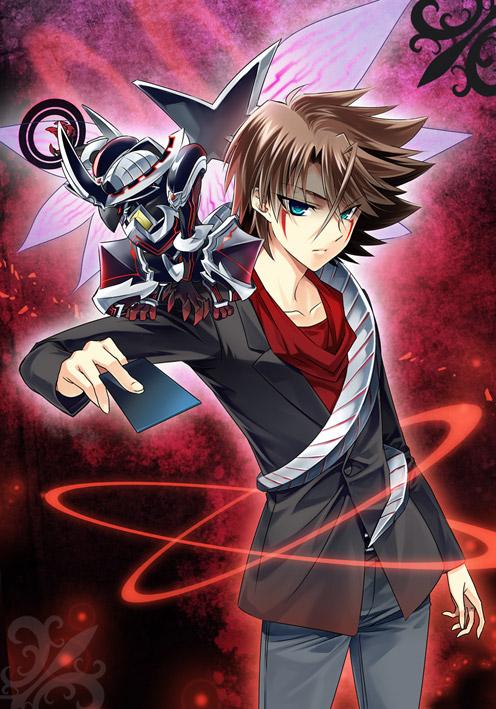 Tags: Anime, Yudzuru, Link Joker Hen, Cardfight!! Vanguard, Star-vader Nebula Lord Dragon, Kai Toshiki, Fanart, Pixiv, Link Joker,