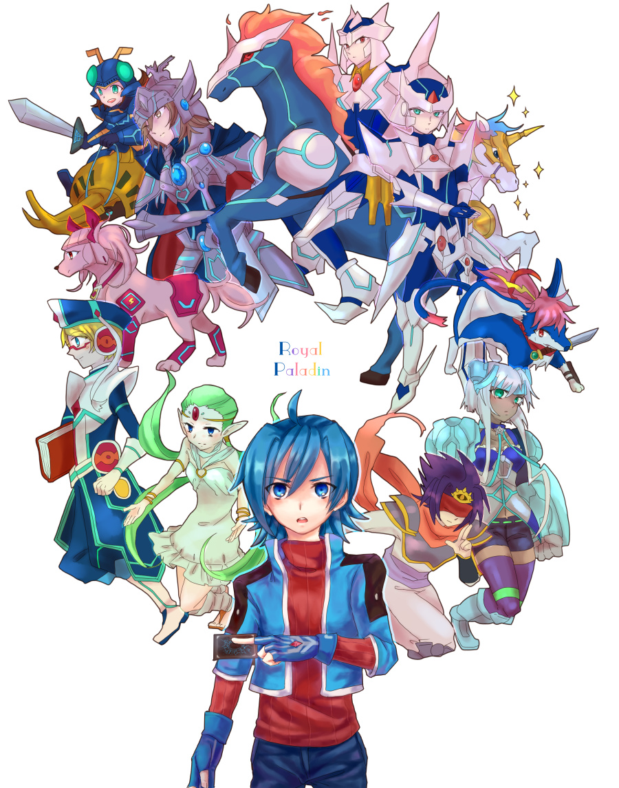 Cardfight Vanguard Game