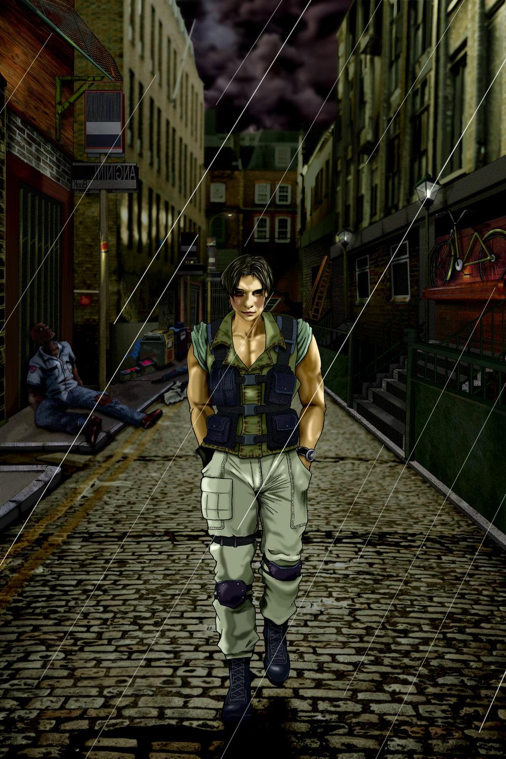 Carlos Oliveira Resident Evil Zerochan Anime Image Board