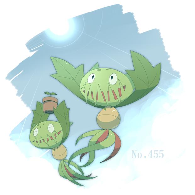 Carnivine - Pokémon - Zerochan Anime Image Board