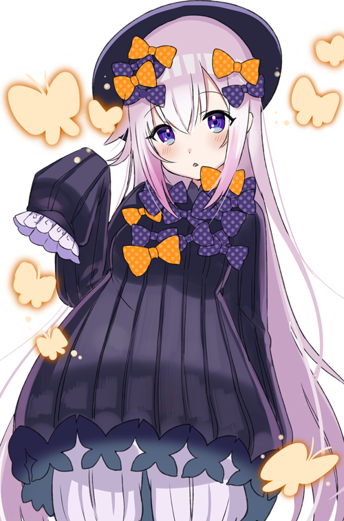 Tags: Anime, Pixiv Id 11947865, Carro Pino (Channel), Carro Pino, Foreigner (Abigail Williams) (Cosplay)