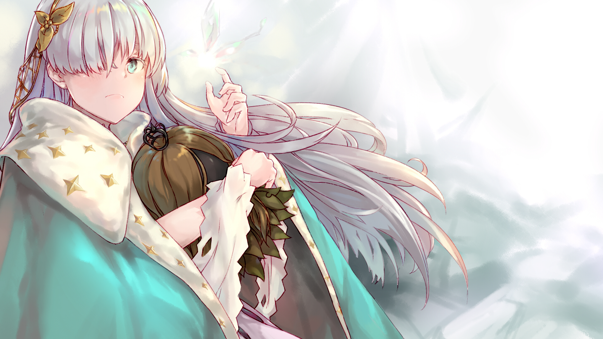Caster Anastasia Nikolaevna Romanova Fate Grand Order Wallpaper 2300645 Zerochan Anime Image Board Anastasia's primary usage is her wave clear capacity, which is of course highly useful for farming on the other hand, anastasia's damage is far from outstanding. caster anastasia nikolaevna romanova