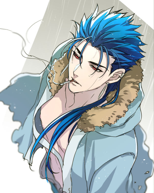 Tags: Anime, Sirou69, Fate/Grand Order, Lancer (Fate/stay night), Caster (Cú Chulainn), Fanart, Fanart From Pixiv, Pixiv