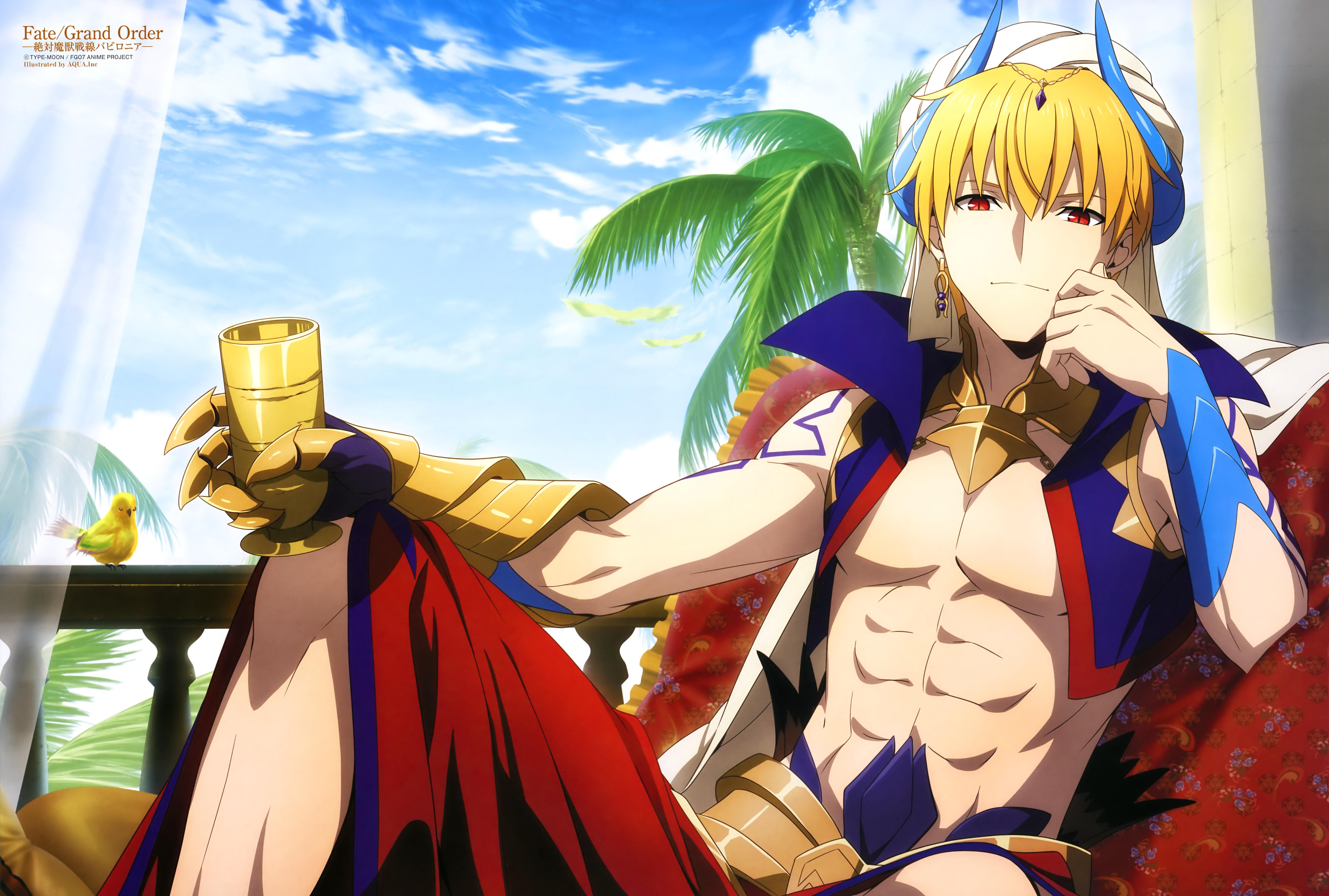 Fate Grand Order Zettai Majuu Sensen Babylonia Zerochan Anime Image Board
