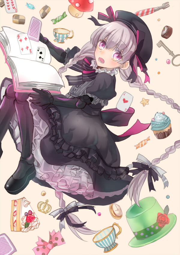 Caster (Nursery Rhyme) (Fate/EXTRA)  Mobile Wallpaper