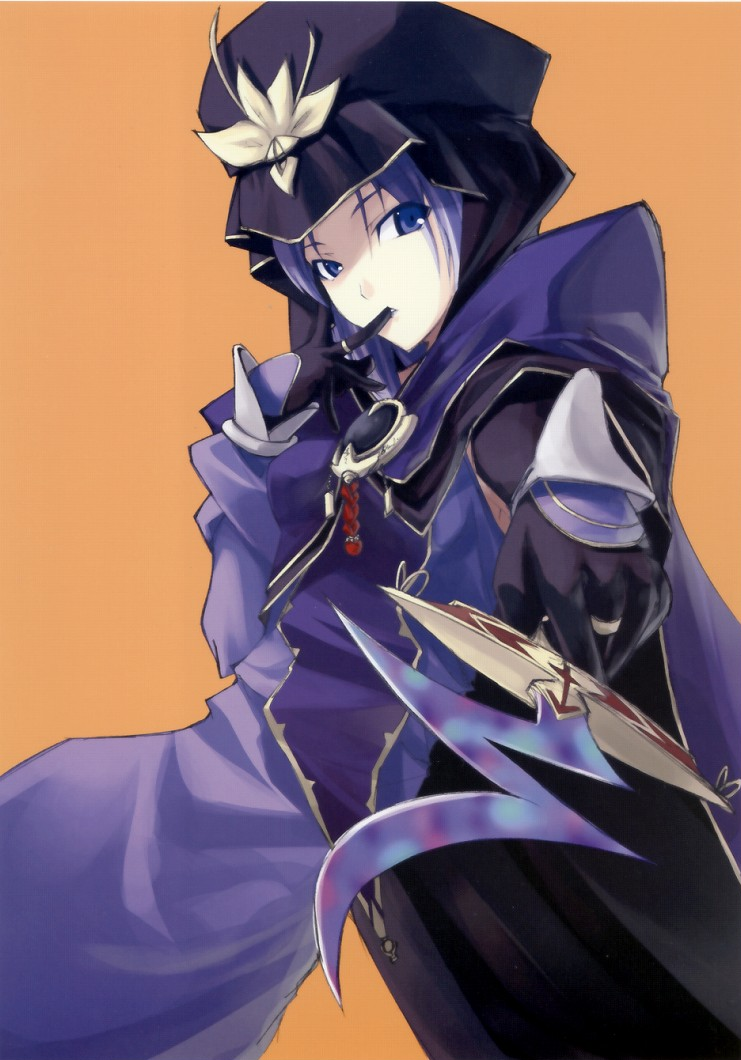 Caster  Fate  Stay Night