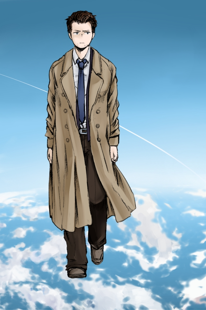Female Castiel Supernatural  Works  Archive of Our Own