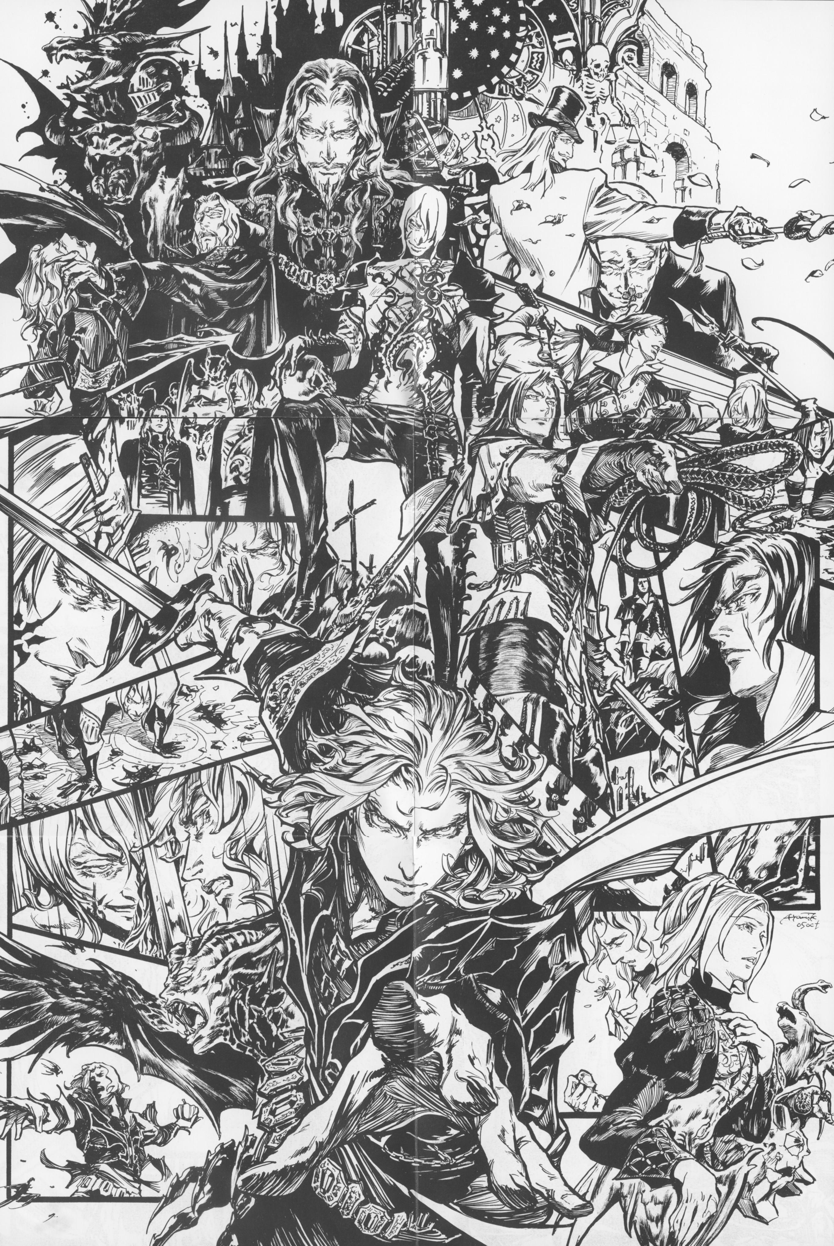 Castlevania Curse Of Darkness Zerochan Anime Image Board