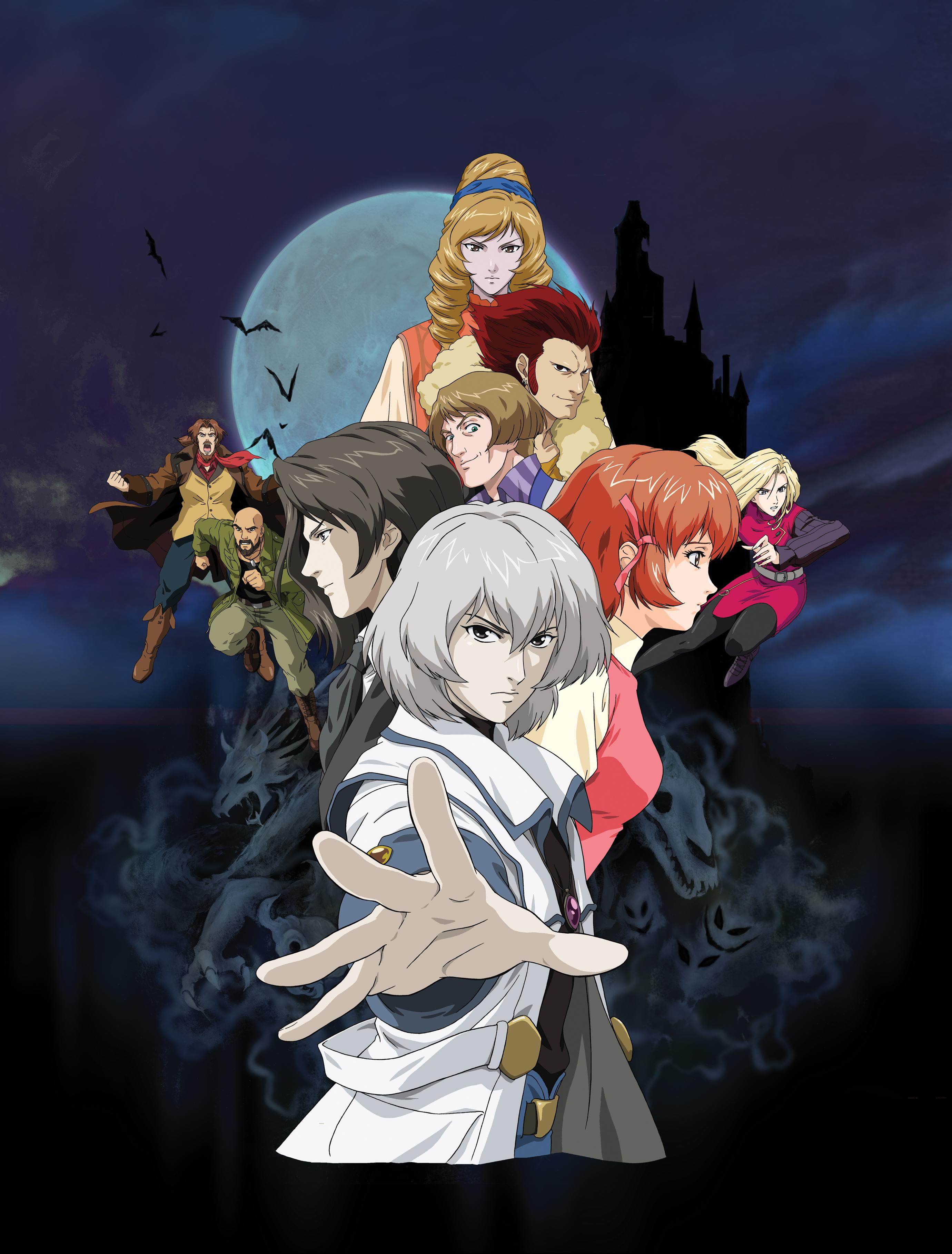 Castlevania Dawn Of Sorrow Zerochan Anime Image Board