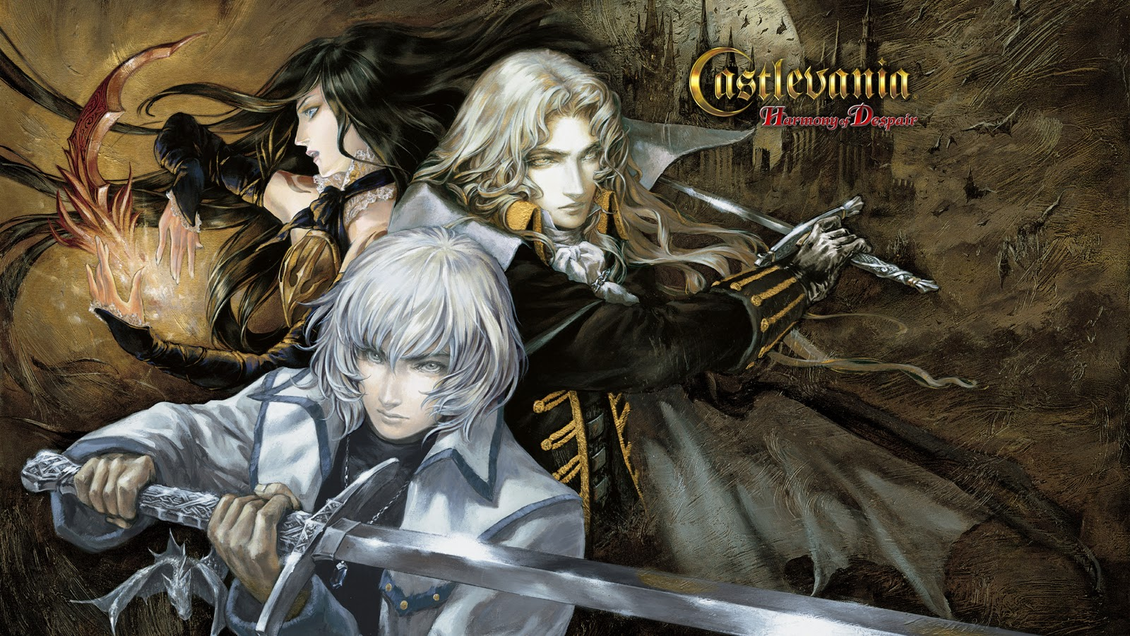 Castlevania Order Of Ecclesia Wallpaper Zerochan Anime Image Board