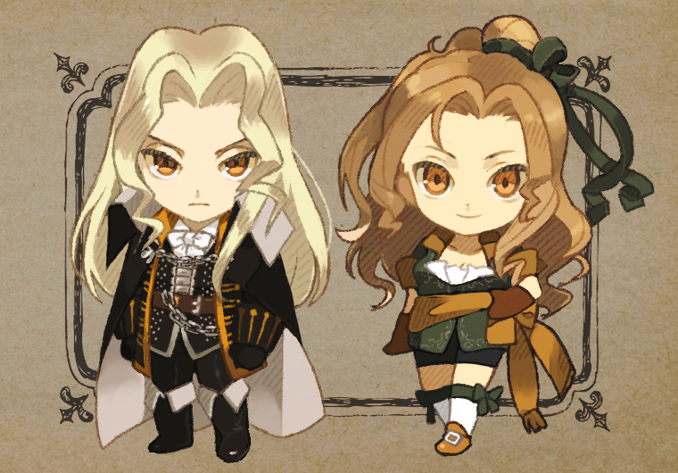 ... Castlevania: Symphony of the Night, Alucard (Castlevania), Maria