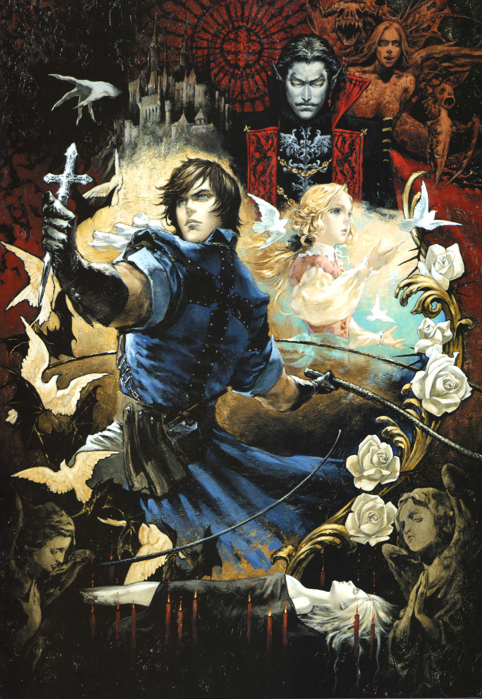 Maria Renard Castlevania Rondo Of Blood Zerochan Anime Image