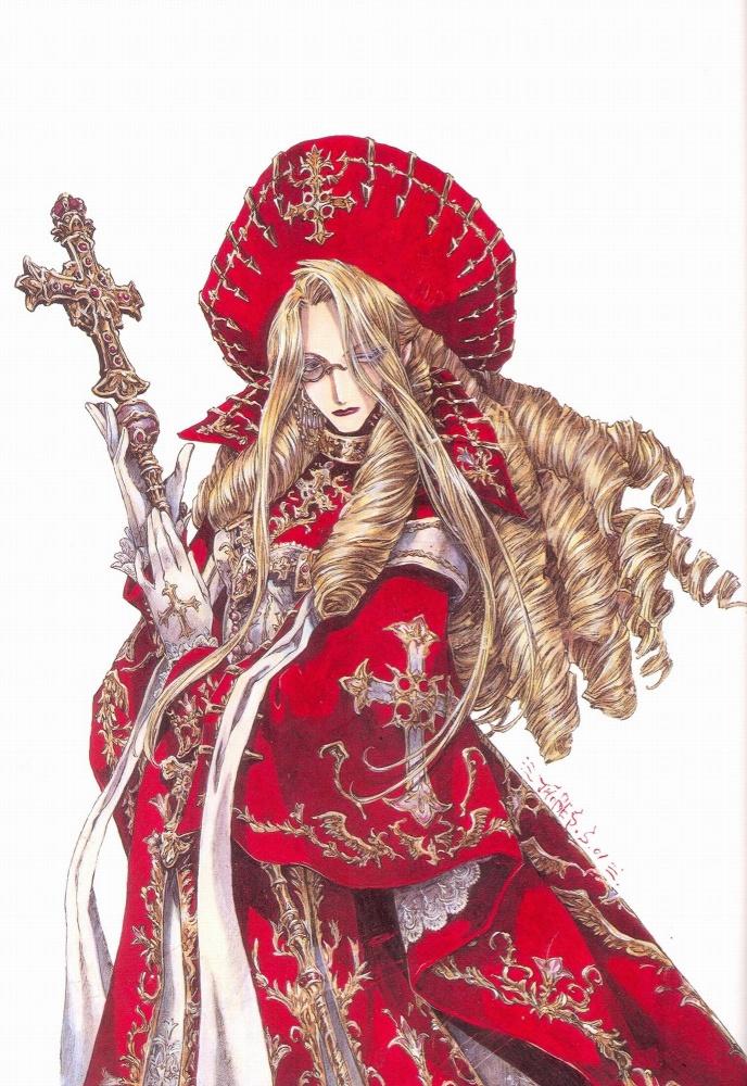 Catherina Sforza - Trinity Blood - Image #89758 - Zerochan Anime ...