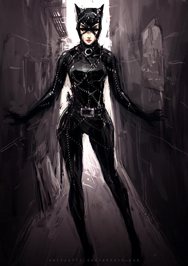 View Fullsize Catwoman Image