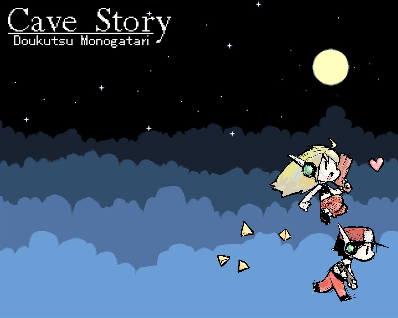 Cave story curly brace forced to orgasm - 2 5